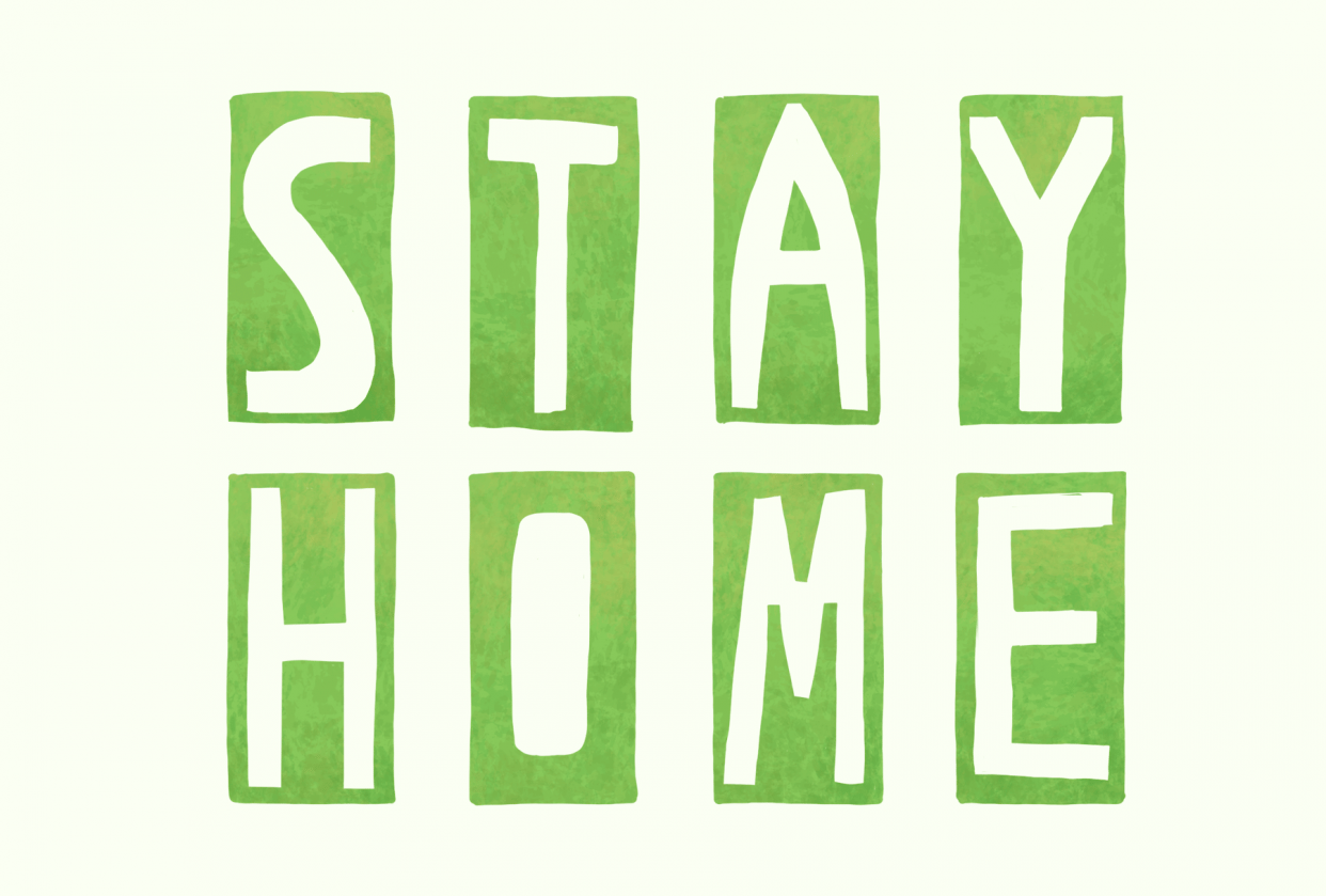 Stay Home ... again - student project