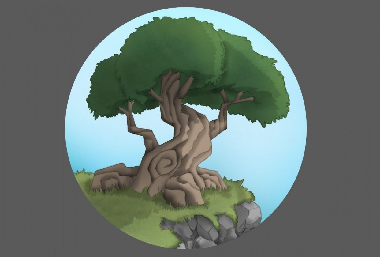 Tree - student project