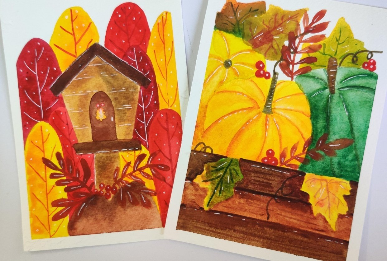 Autumn project-junkyard castle - student project