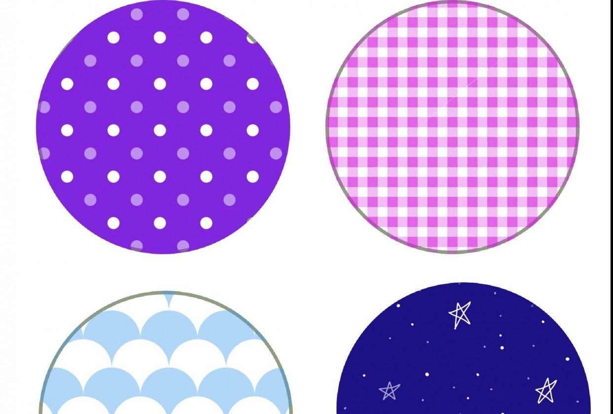 Patterns brushes - student project