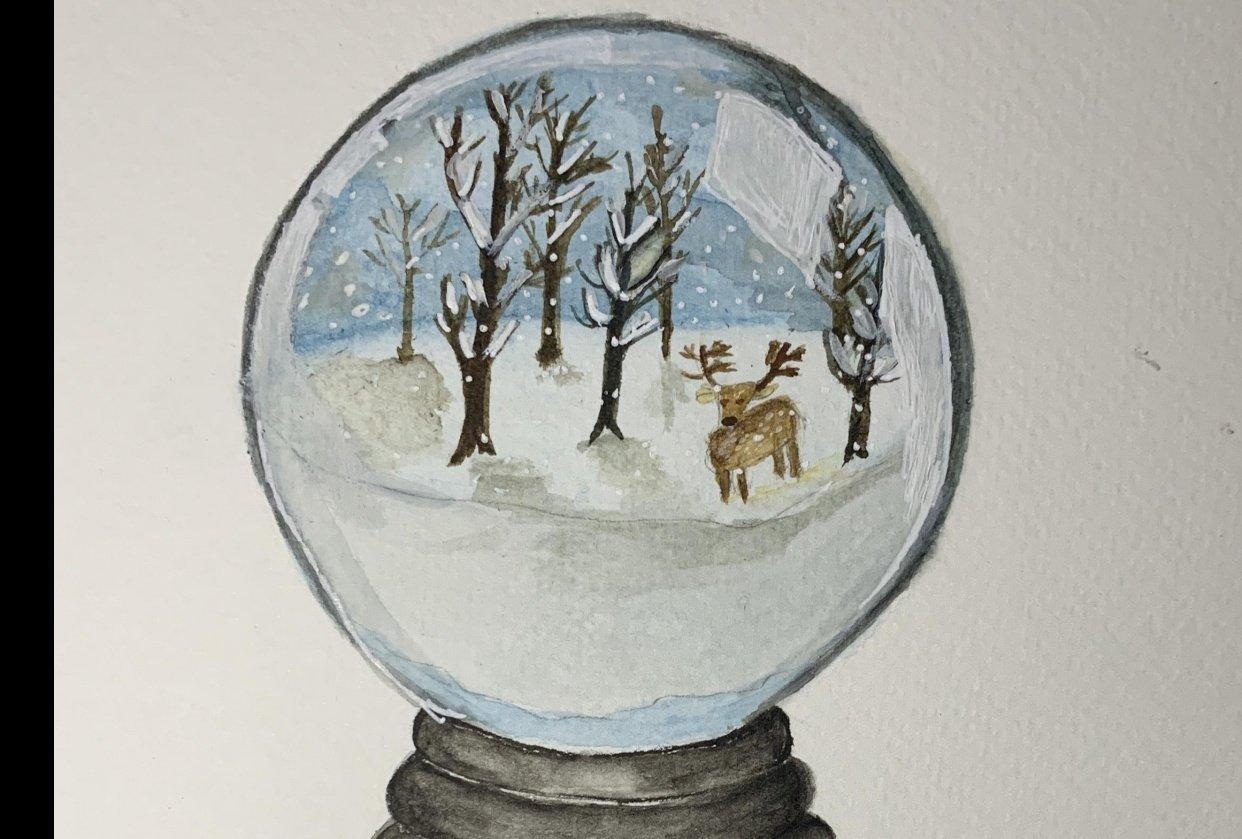 Bolas de nieve - student project