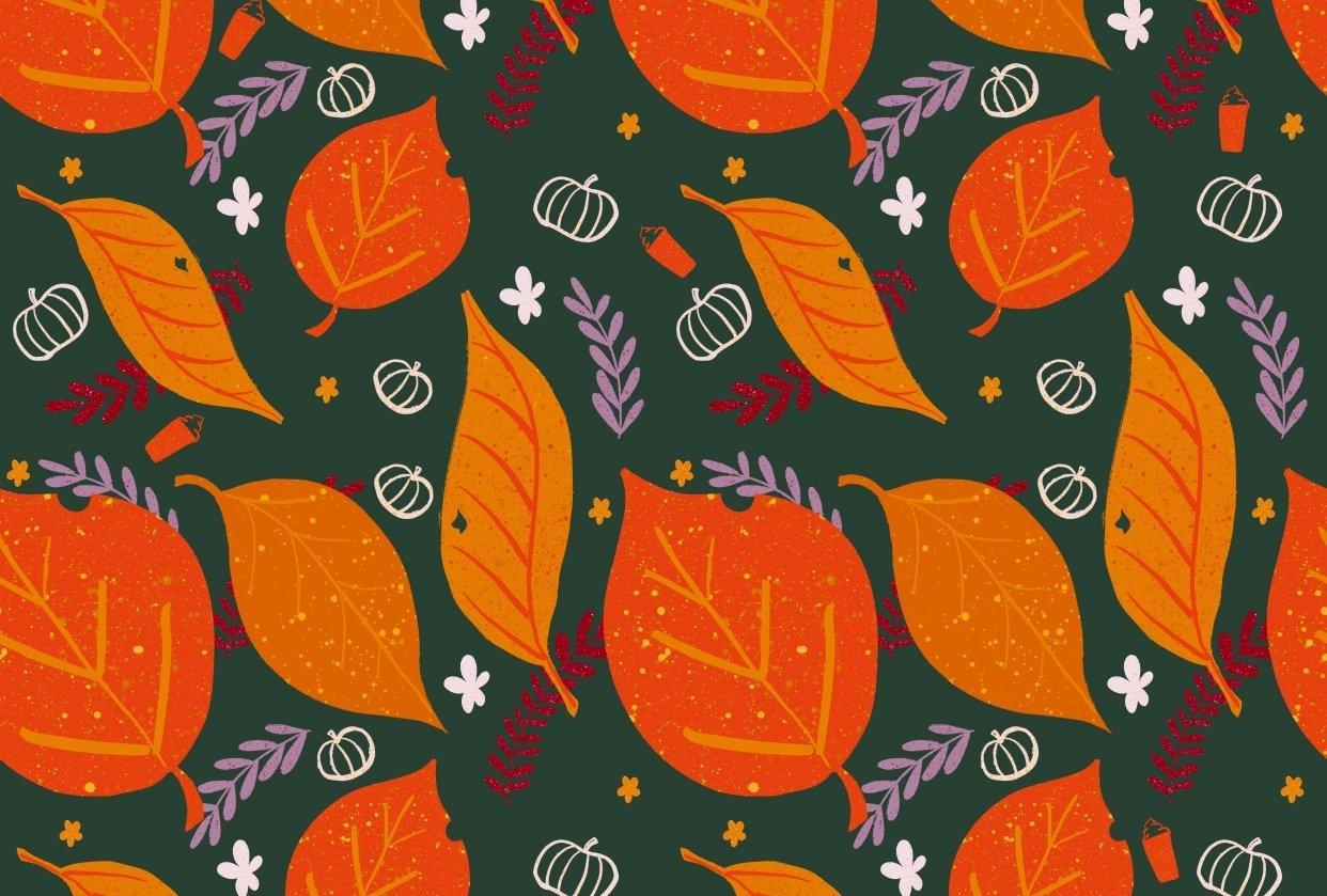 Fall Foliage - student project