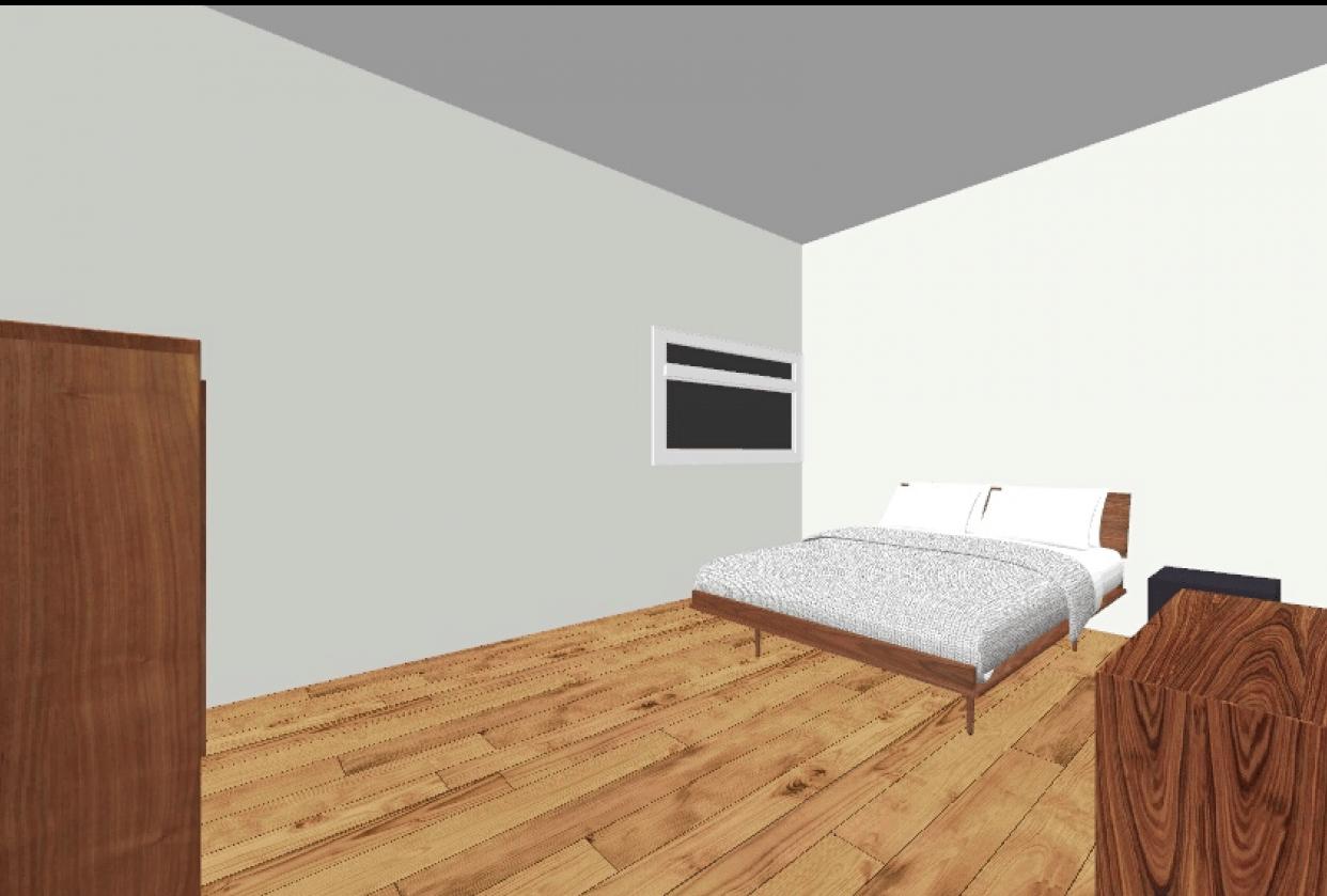 Floor plan - student project