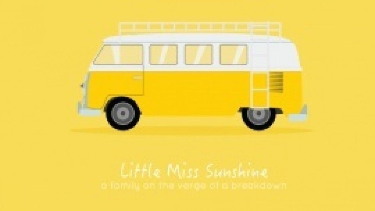 Little Miss Sunshine - student project