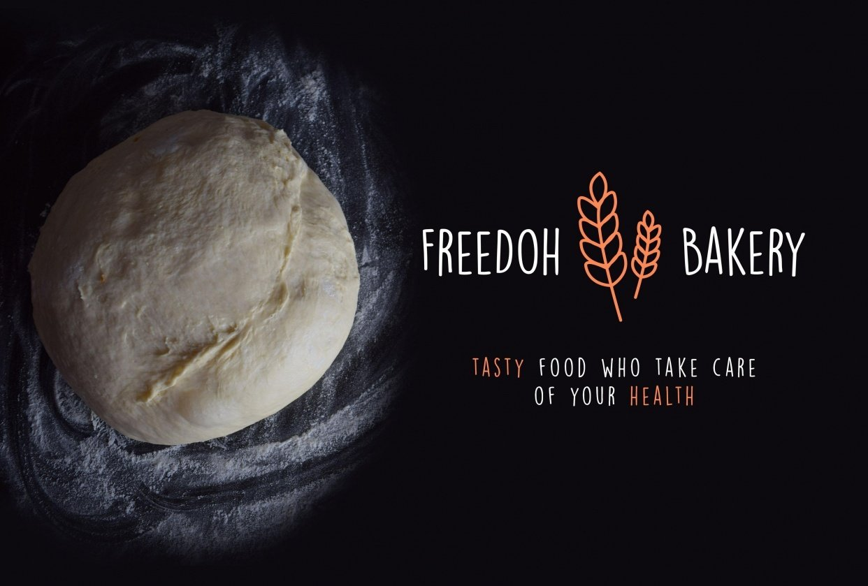 FreeDoh Bakery - student project