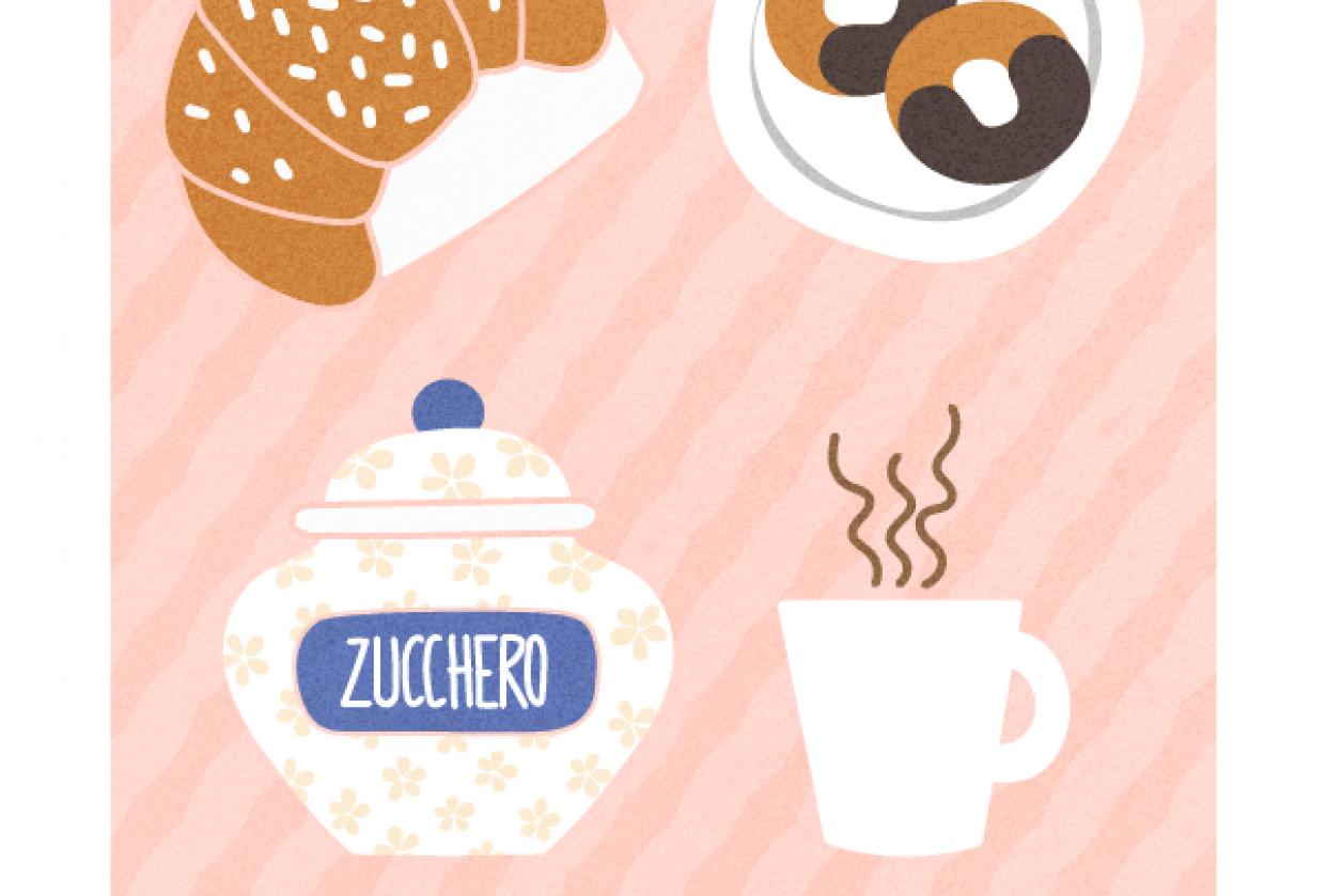 Italian Breakfast - student project