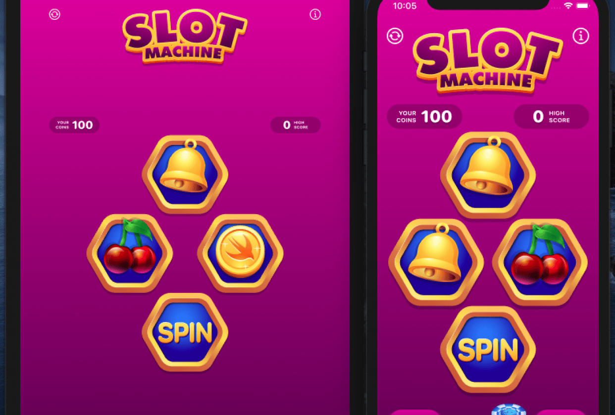 Build an iOS and macOS Game with SwiftUI - student project