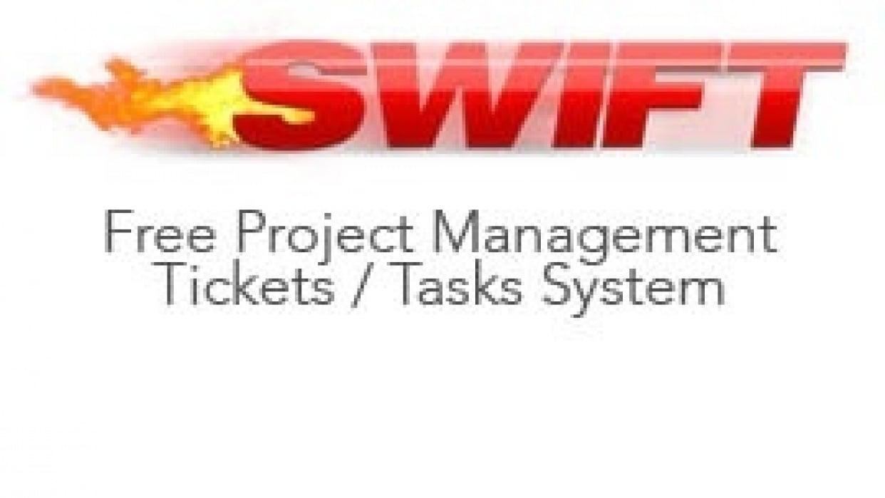 SwiftTasks / SwiftStaff - student project
