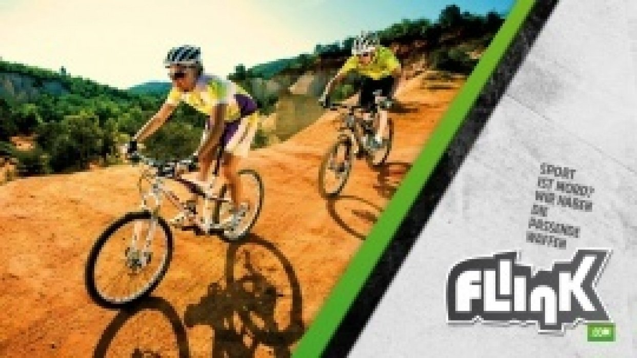 Fliink - the quick starting guide for action sports - student project