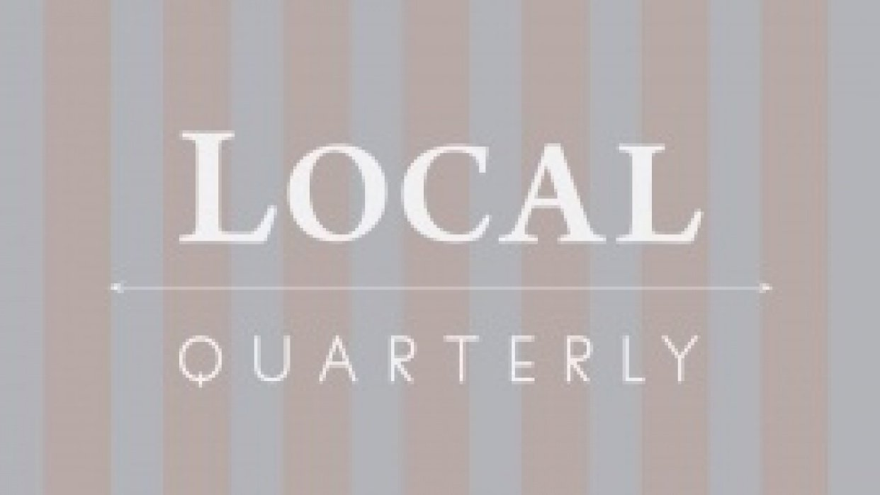 Local Quarterly - student project