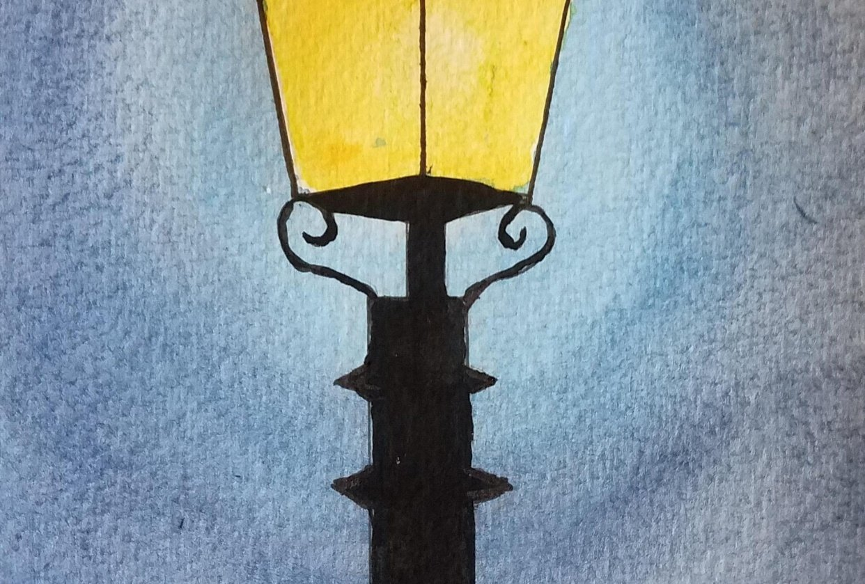 lamppost - student project