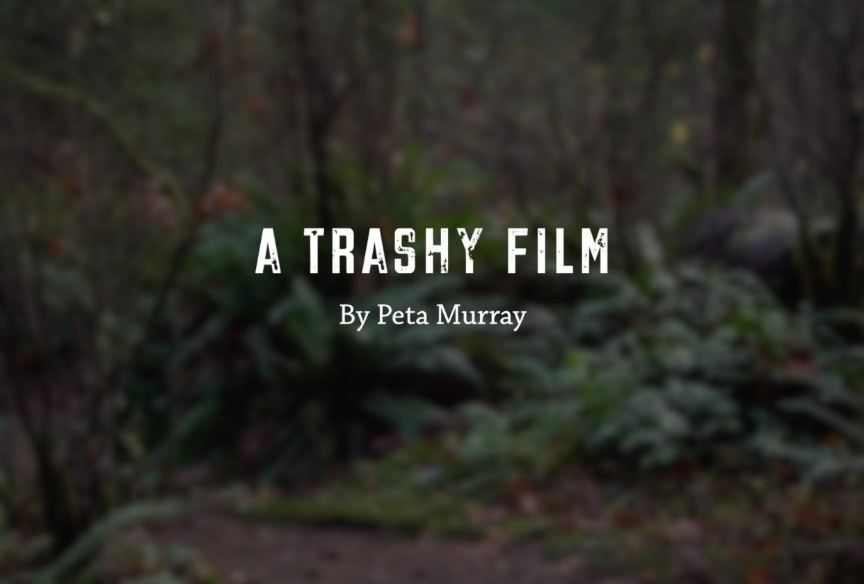 A Trashy Film - student project