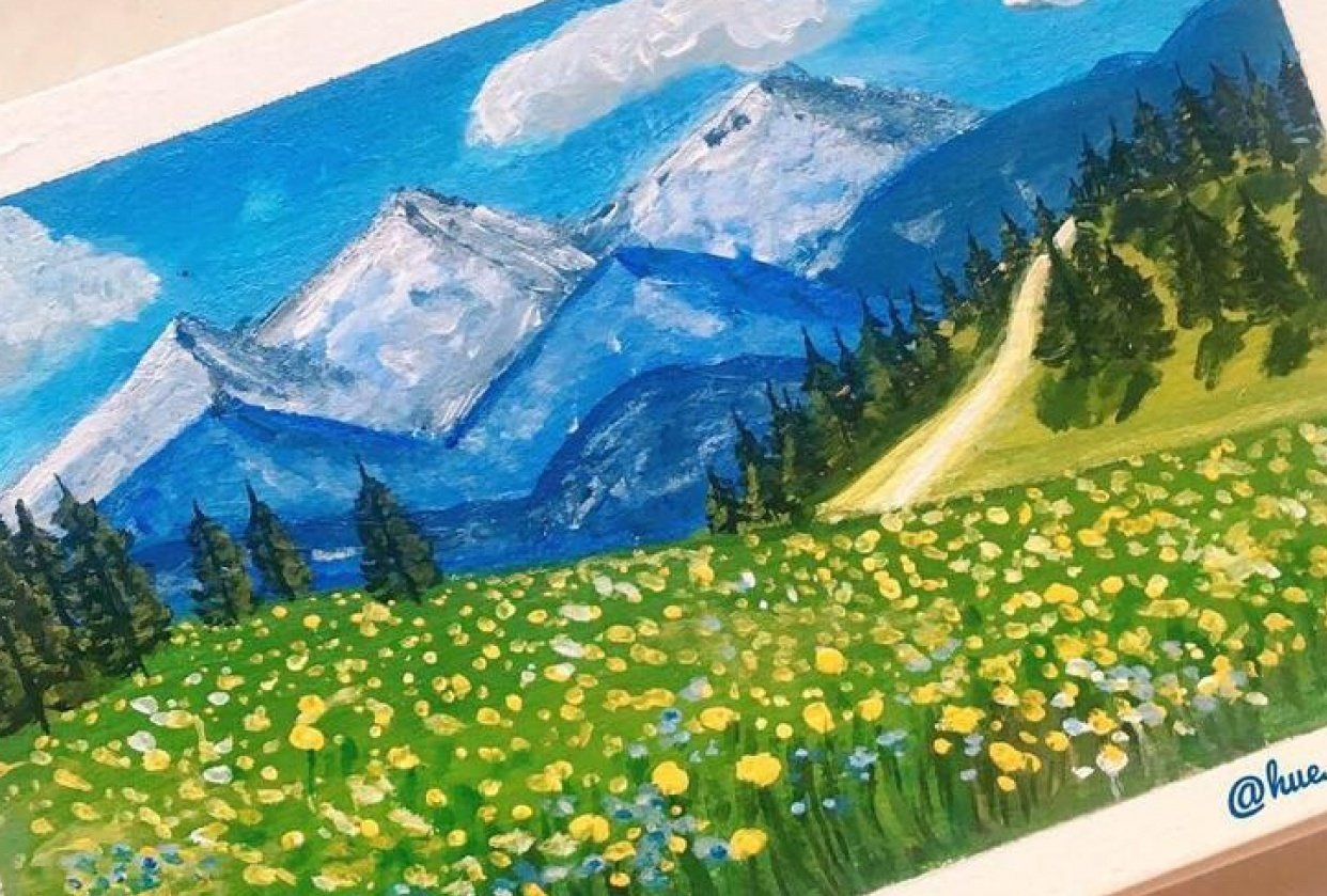 Beautiful Meadows! - student project