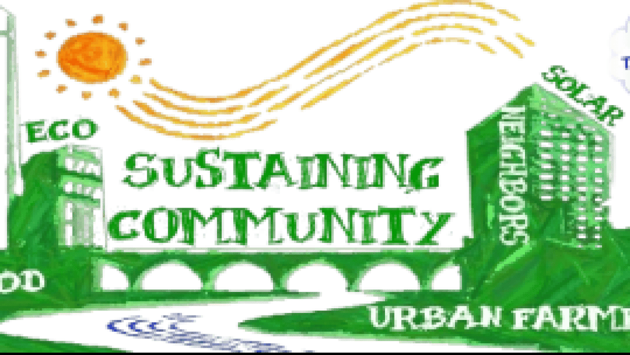 Sustaining Community - student project
