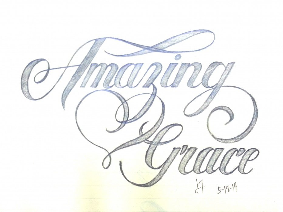 Amazing Grace - student project
