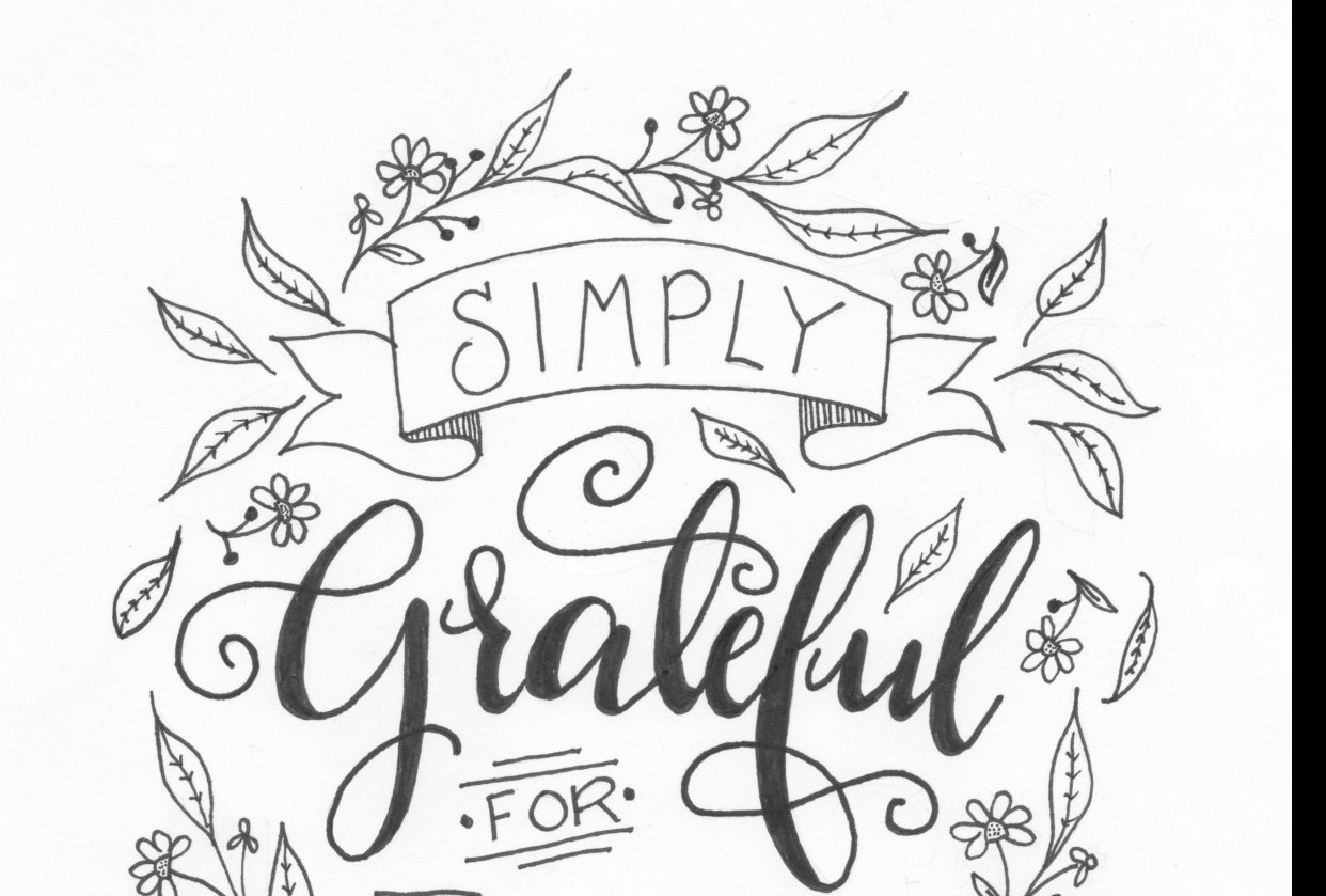 Grateful - student project