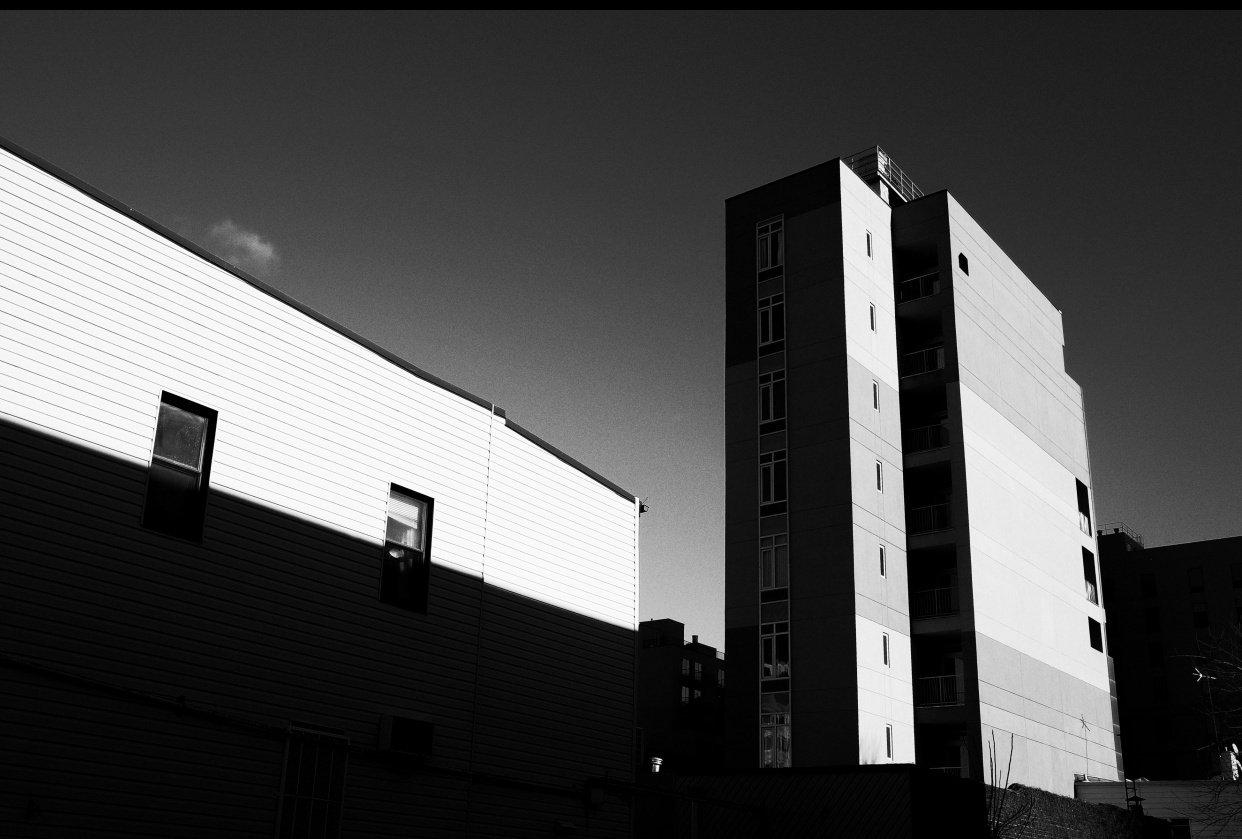 Geometric shadows - student project
