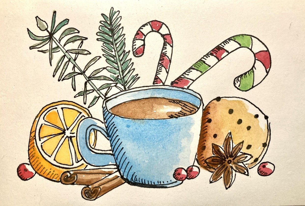 Hot chocolate - student project