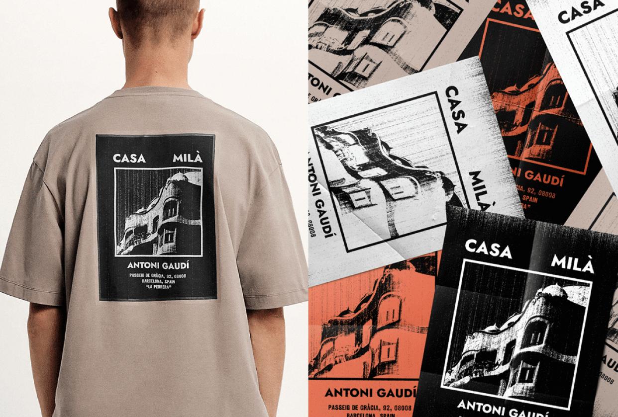 Casa Milà - student project