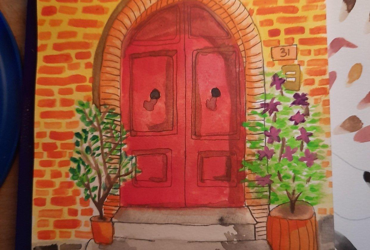Red Door - student project