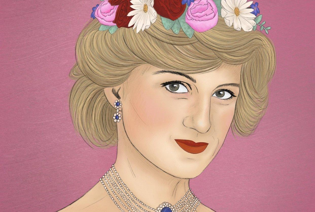 Princess Diana - student project
