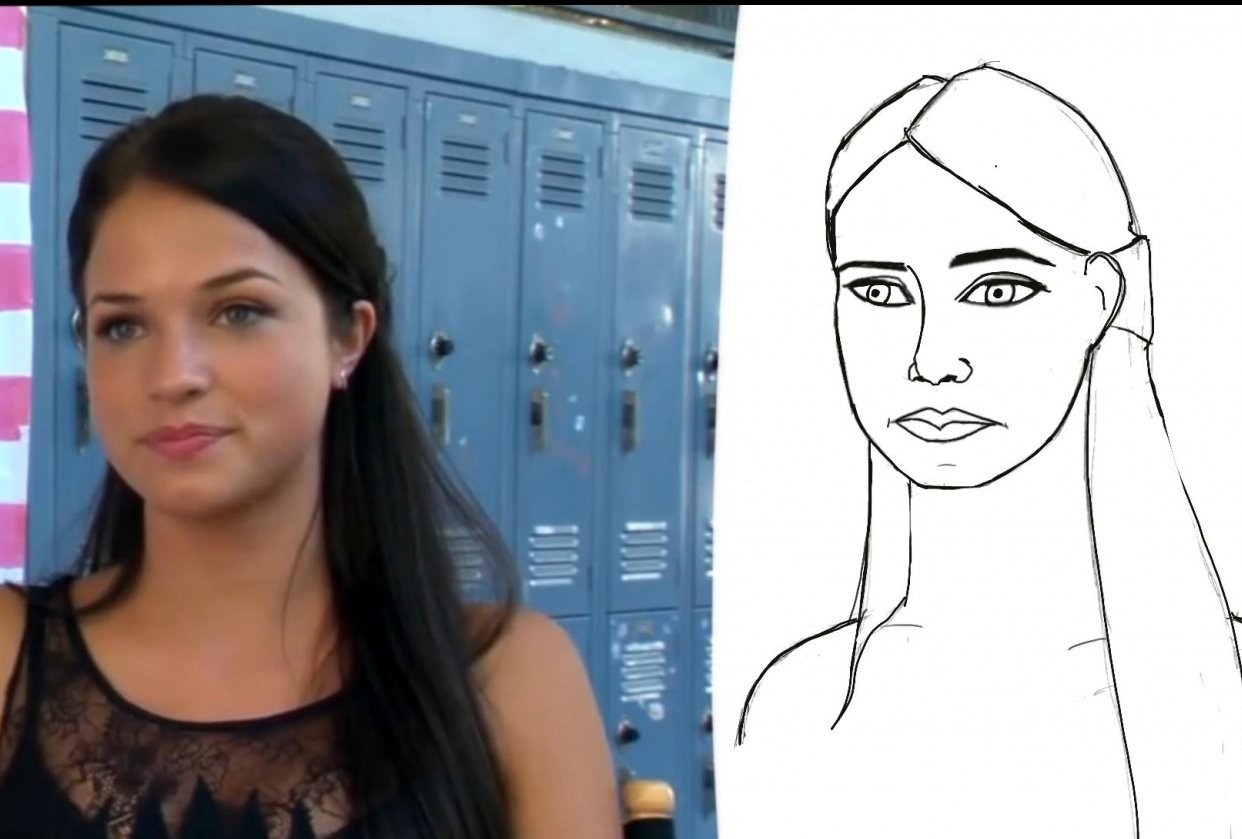 Alexis Knapp (Project X, Pitch Perfect) - student project