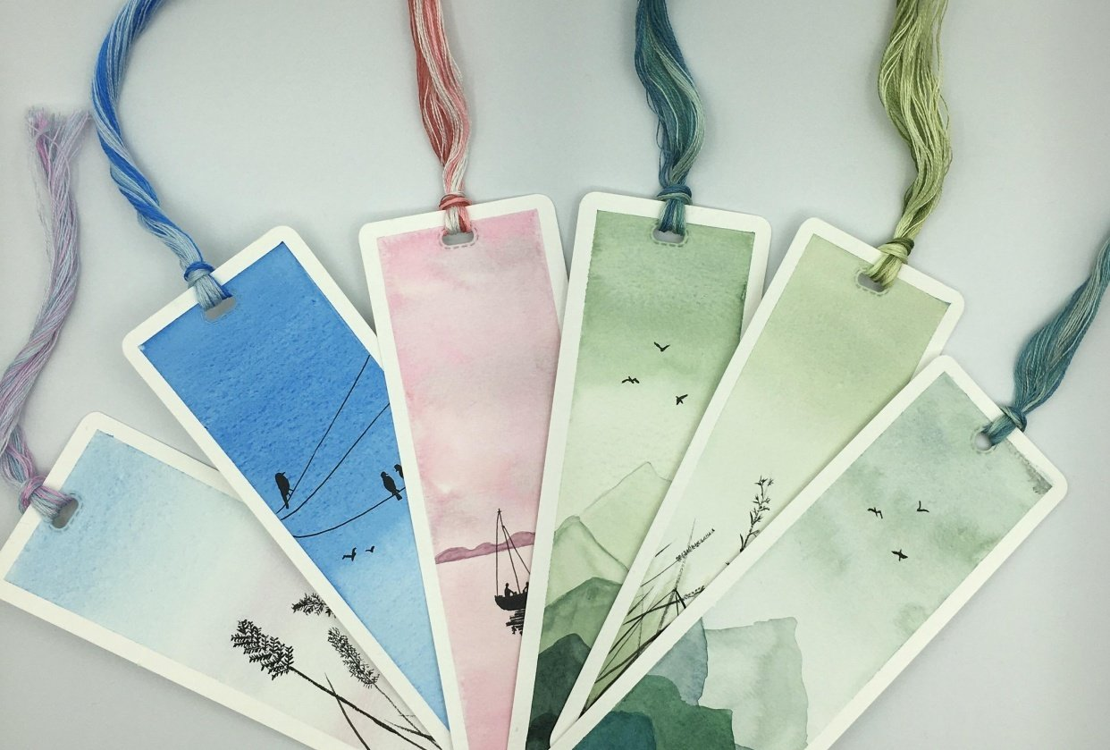 Bookmarks - student project
