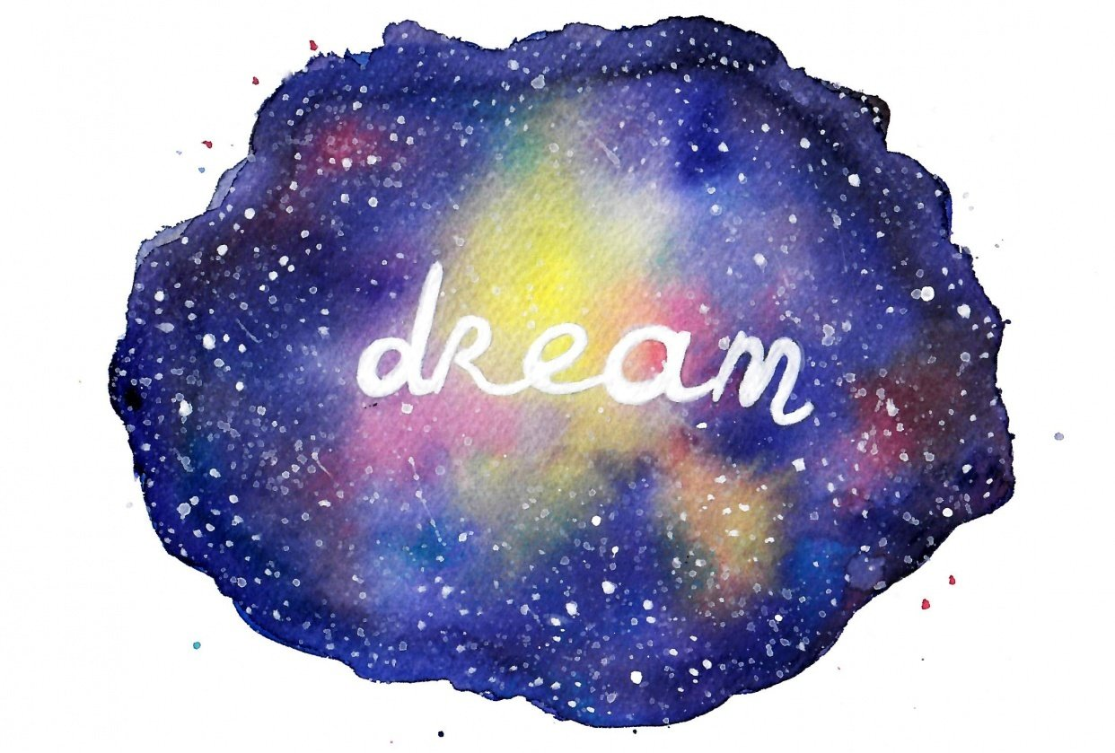 Dream Galaxy - student project
