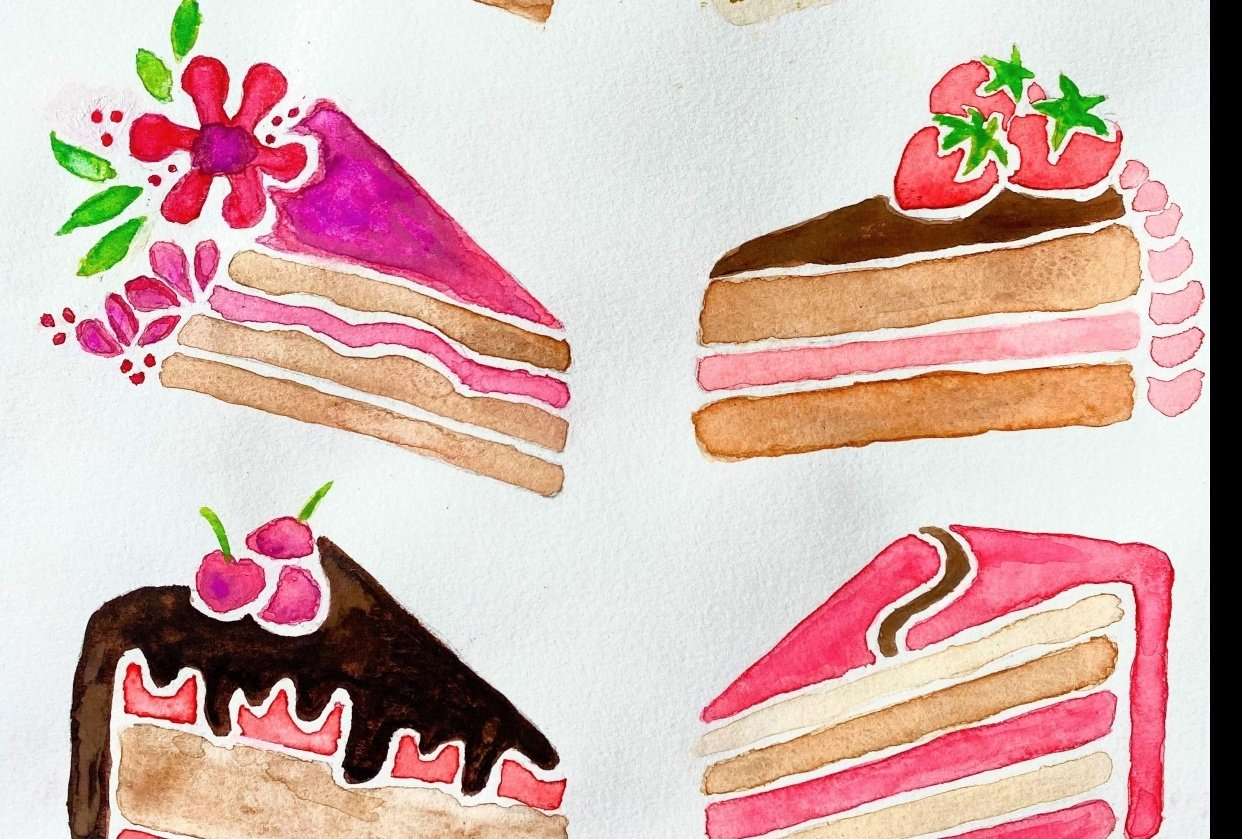 Tasty cakes! - student project