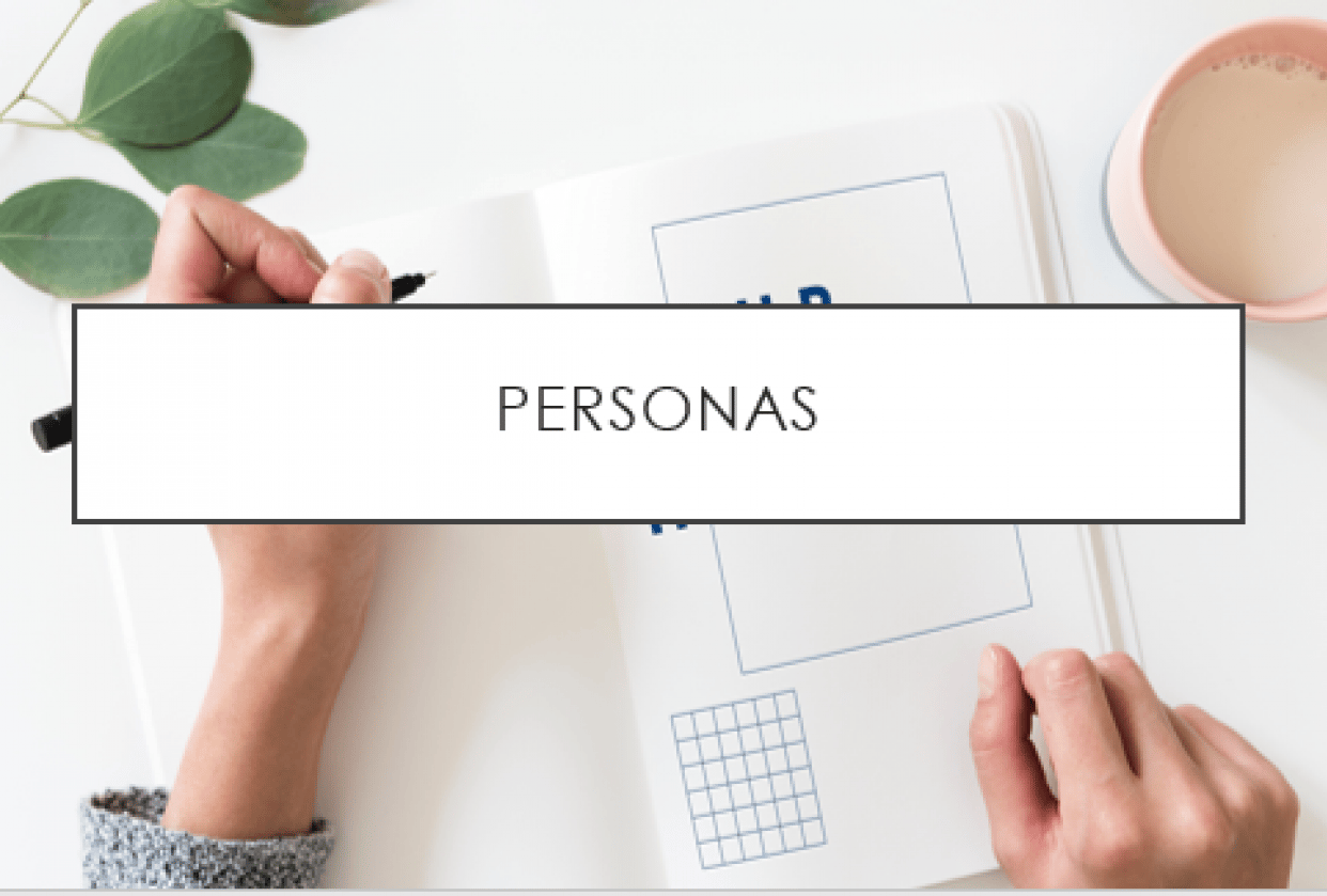 Customer Persona - Audible - student project