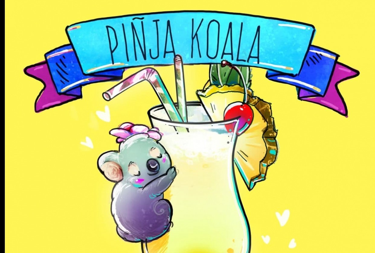 Animals and drinks - student project
