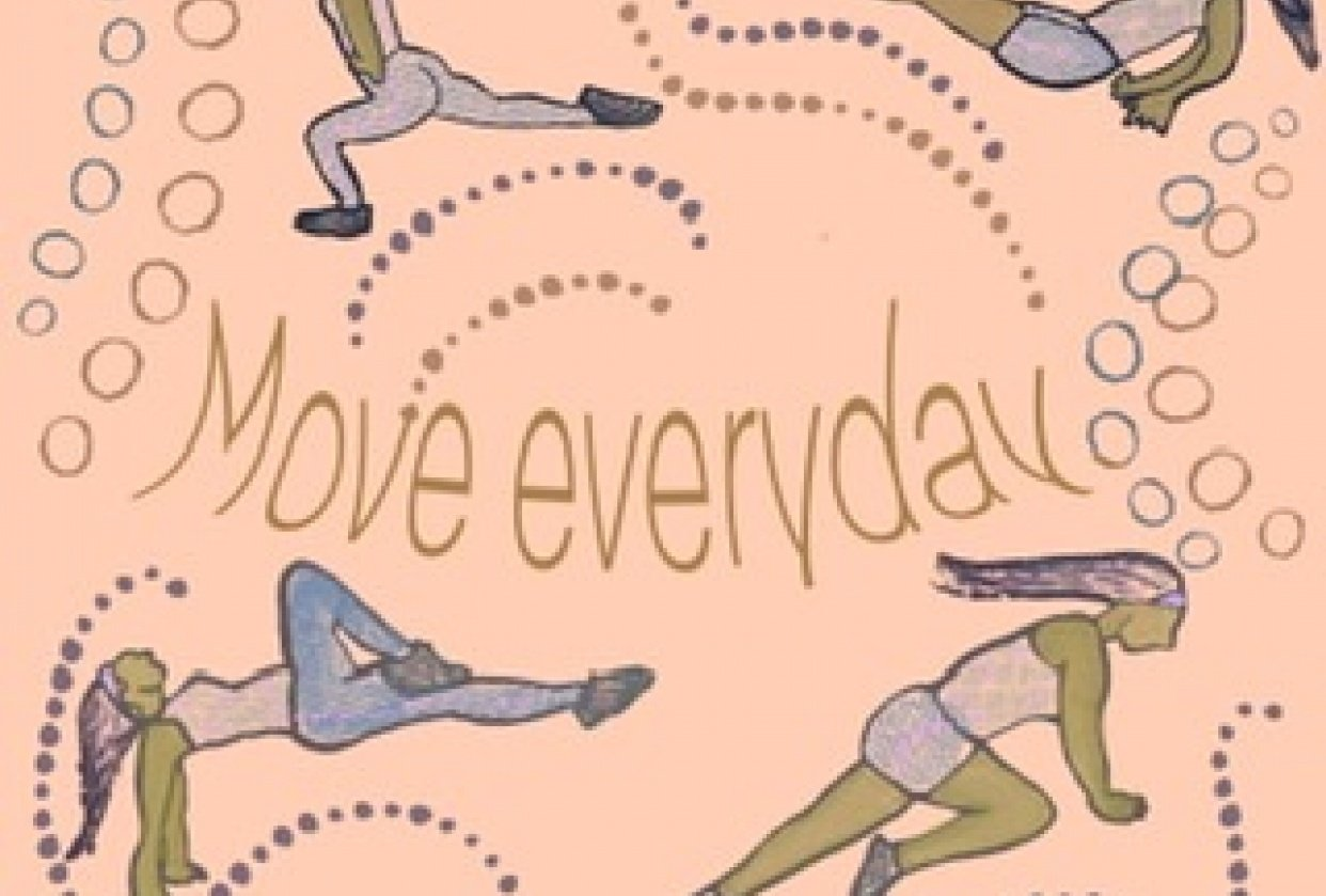 Move everyday! - student project