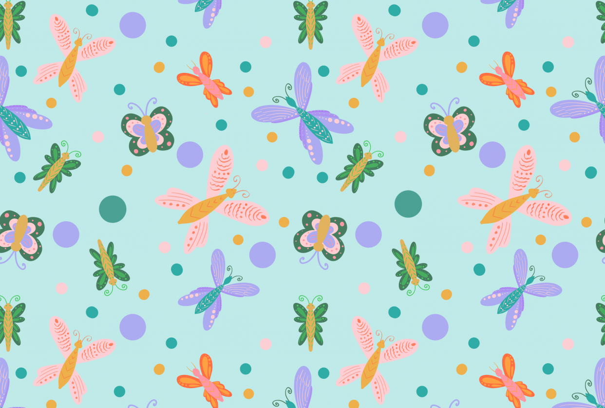 Butterflies - student project