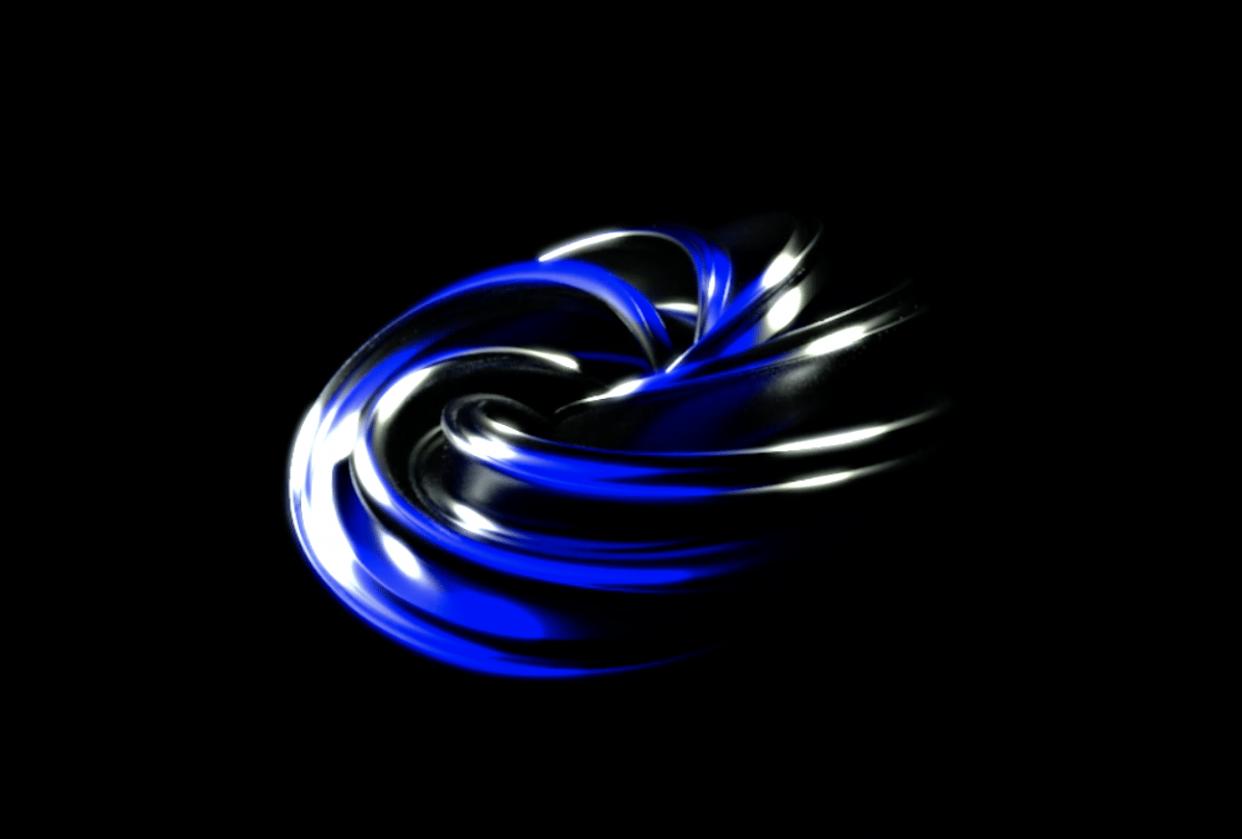 C4D Swirl - student project