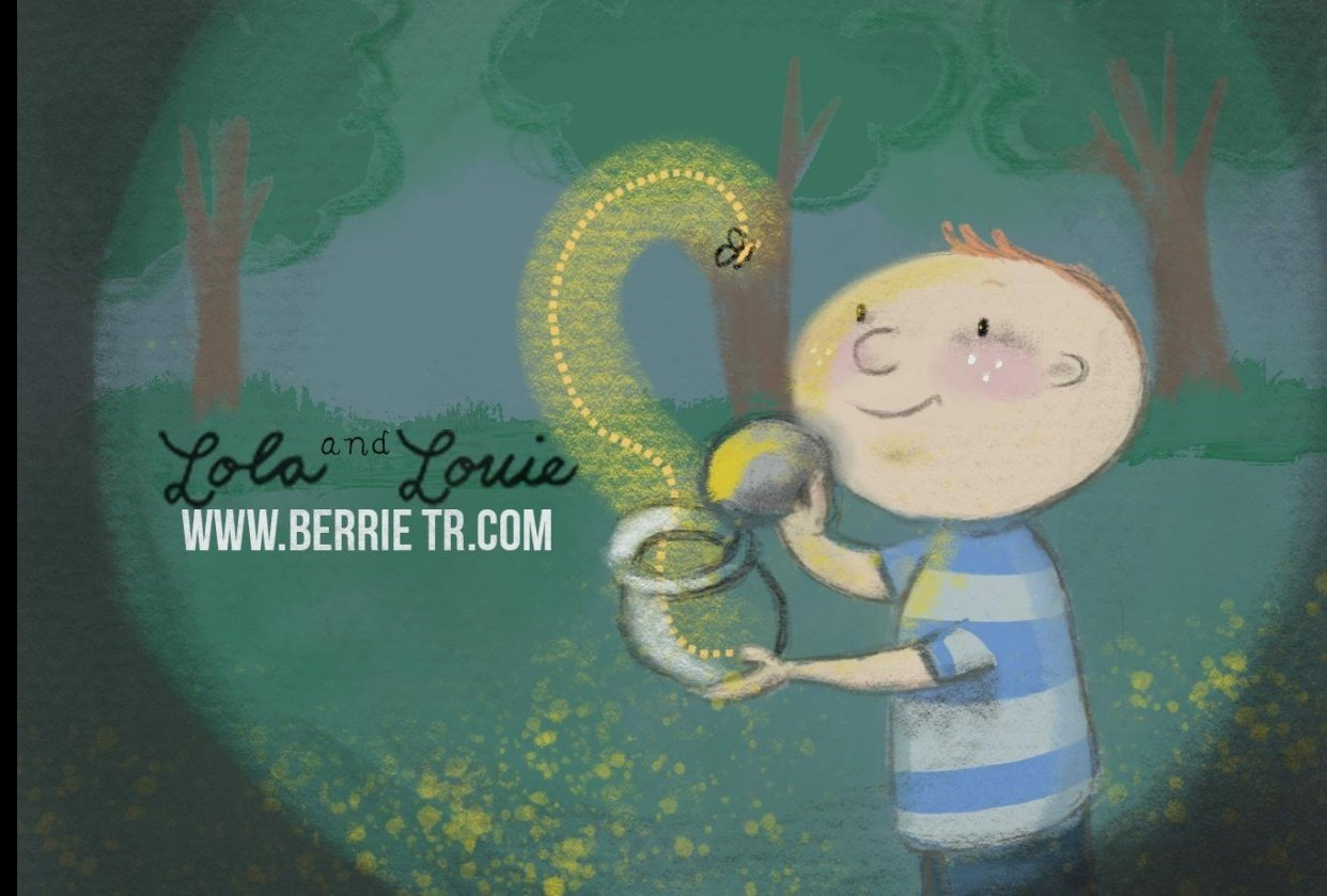 Louie and the firefly - student project