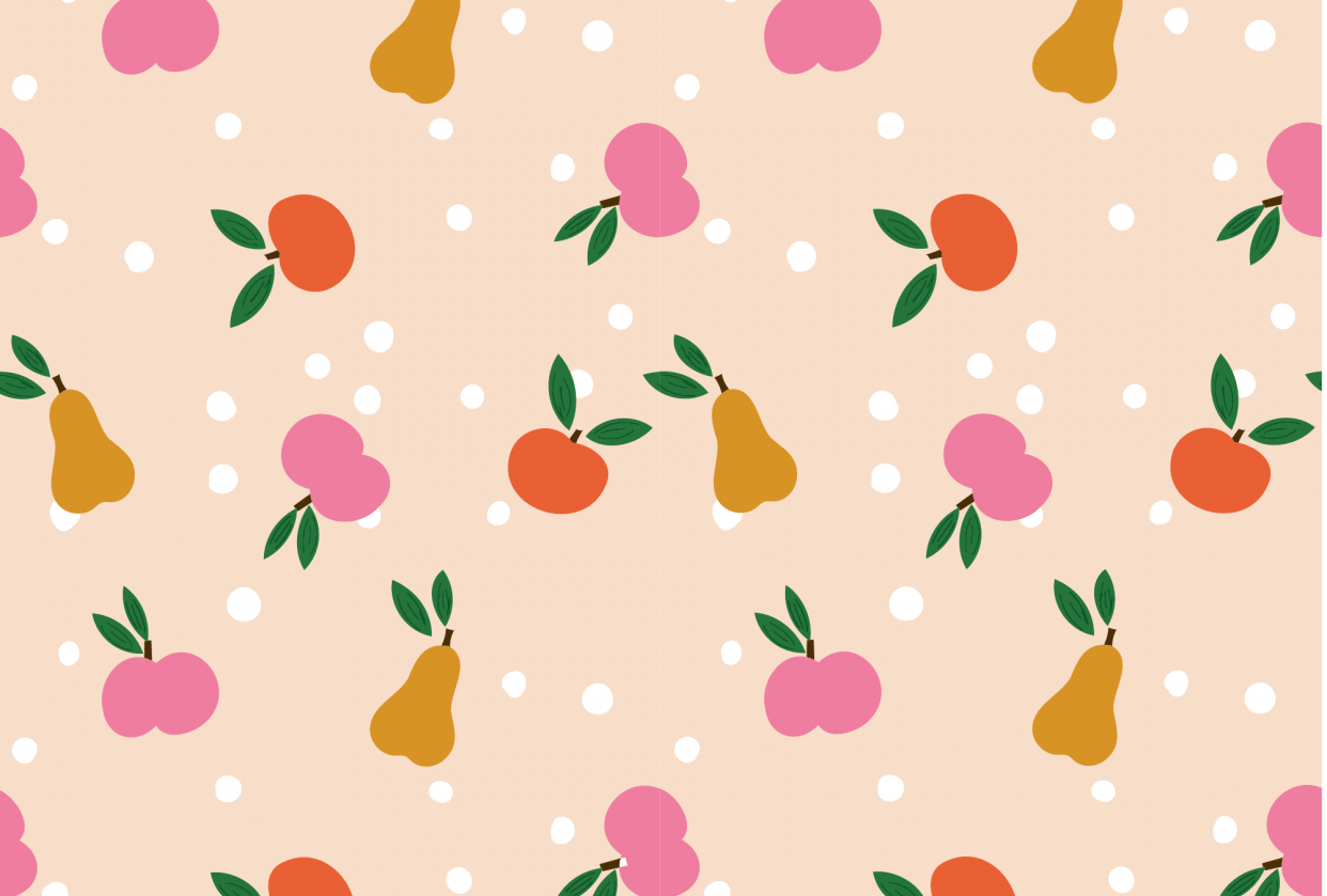 Repeat pattern practice - student project