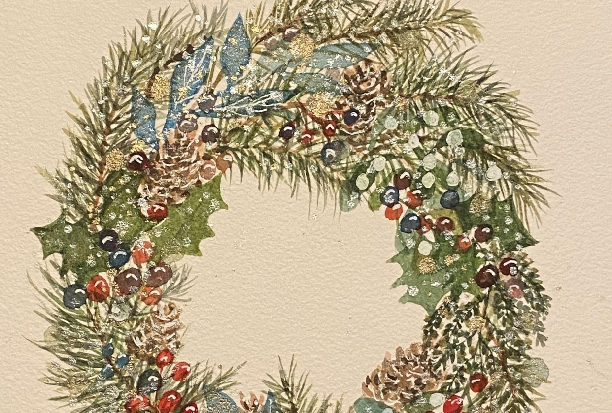 Wreath - student project