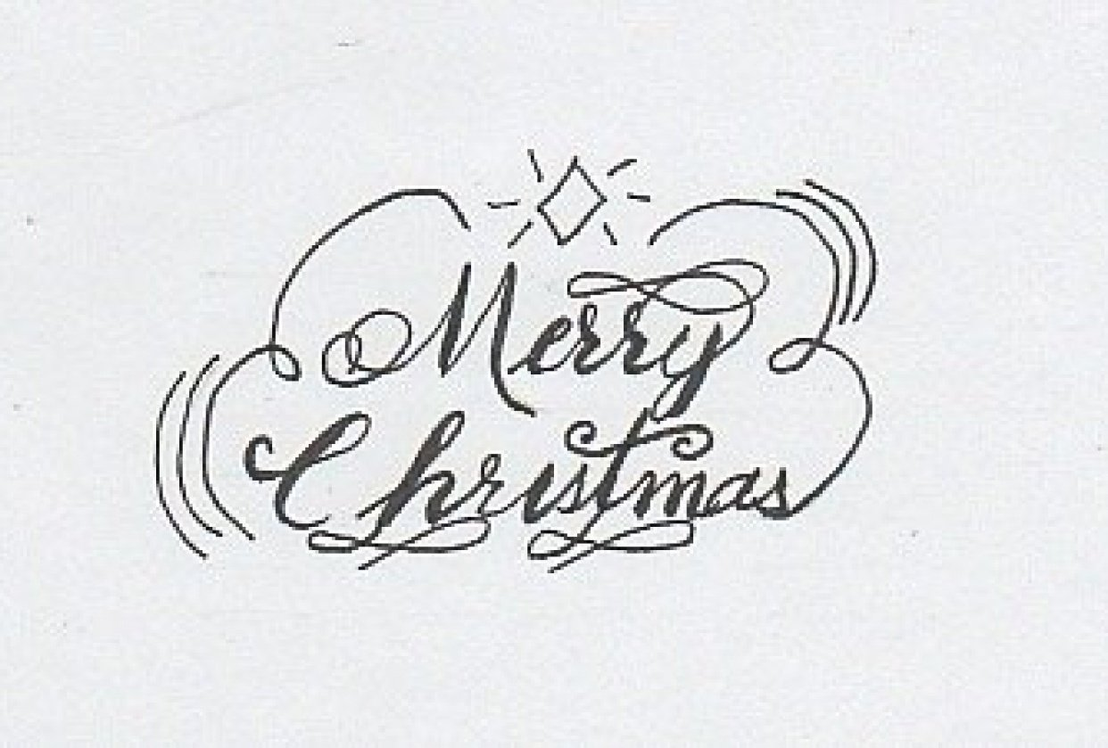 Merry Christmas - student project