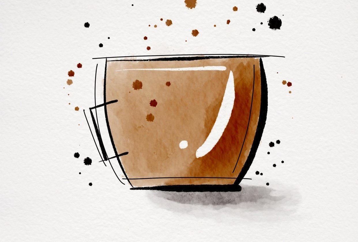 Coffee for 1 - student project