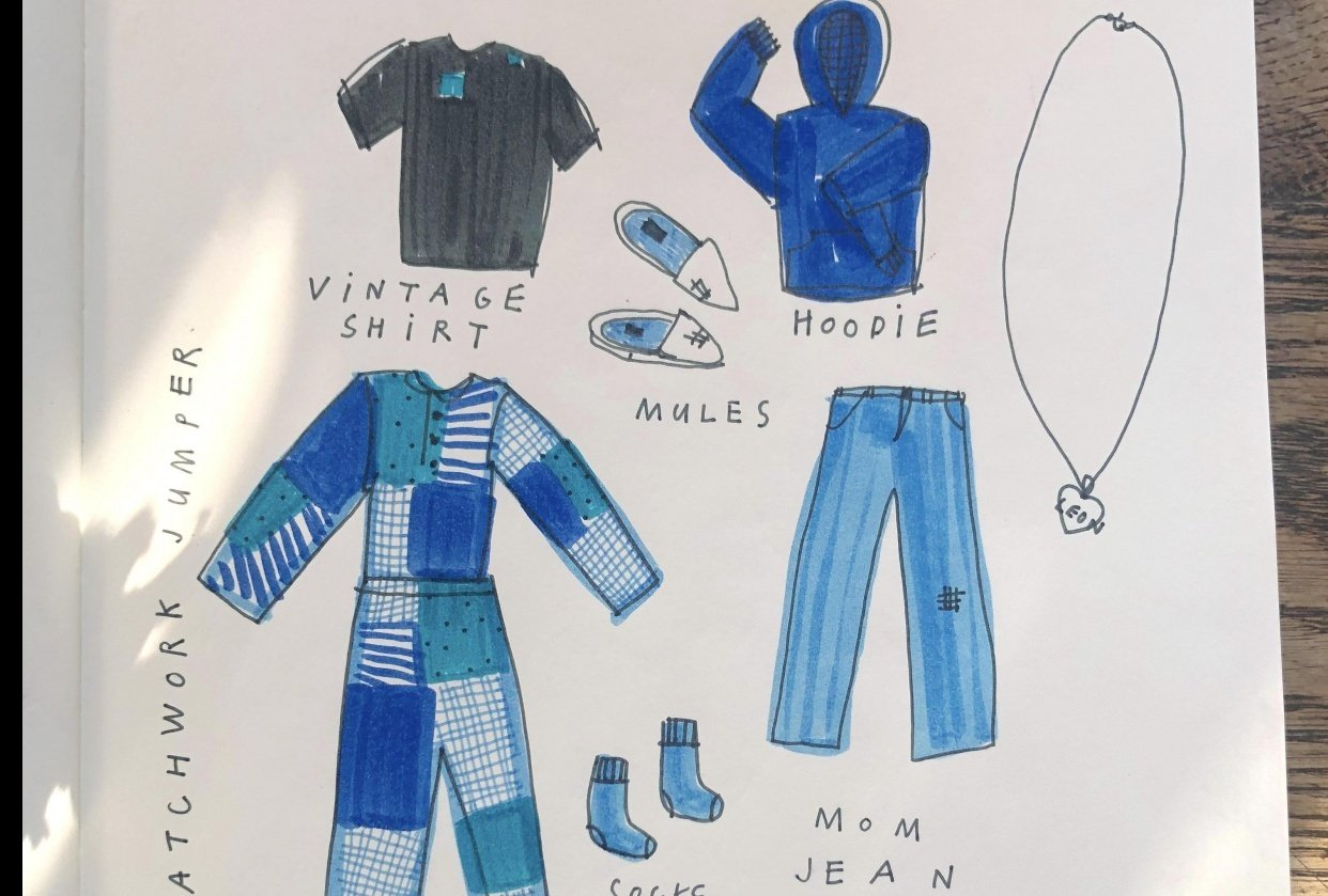 I KEEP WEARING - student project