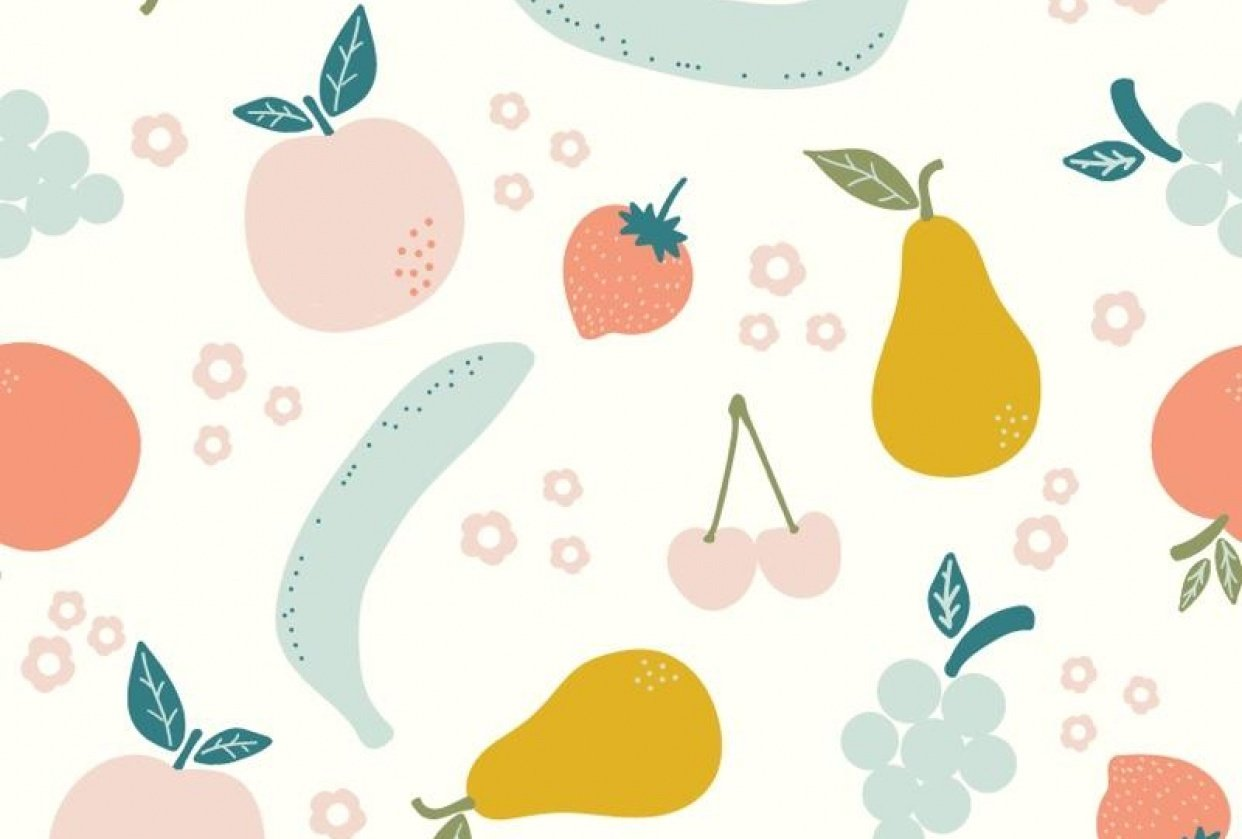 Delicious Fruits - student project