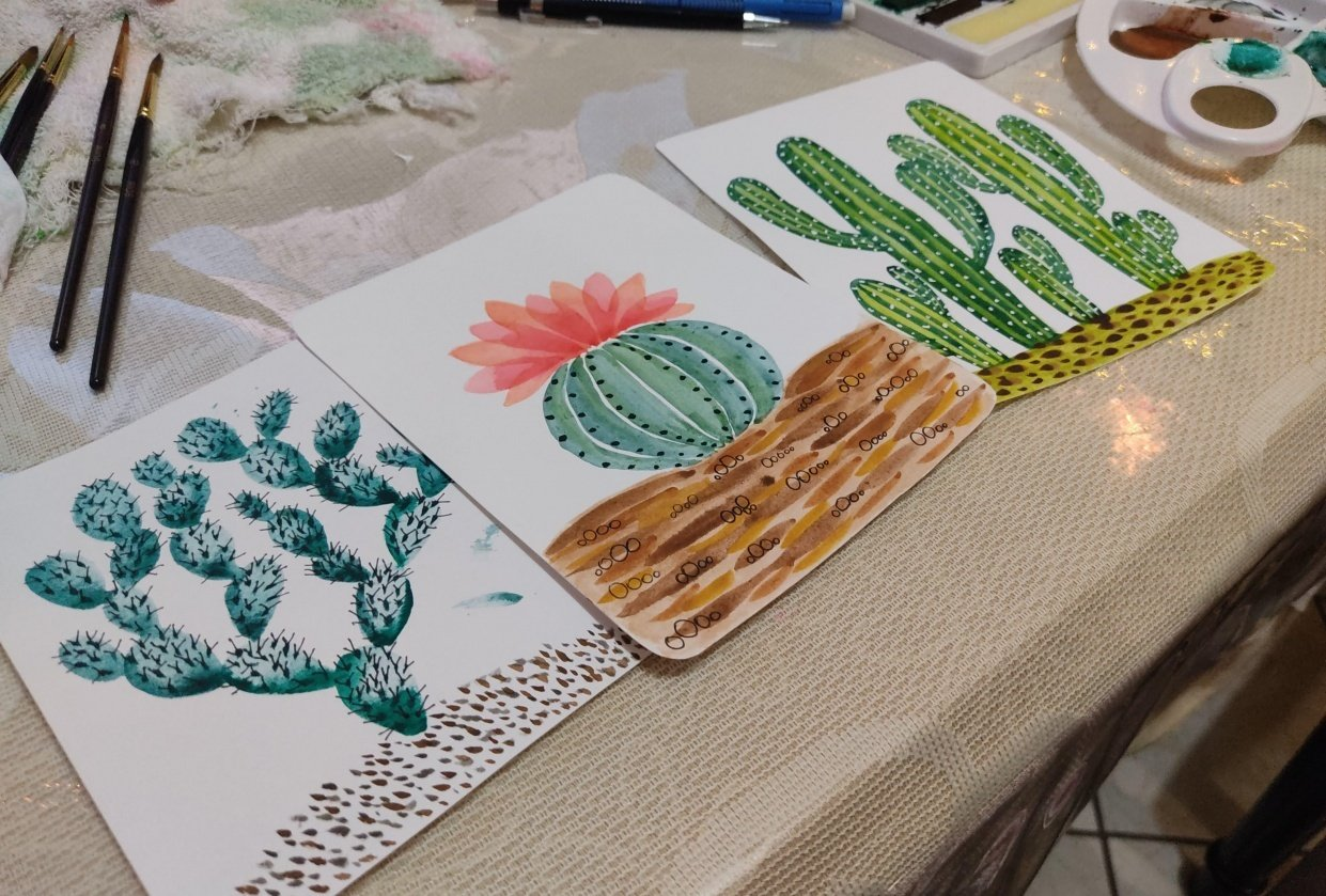 Cactus - Laura - student project