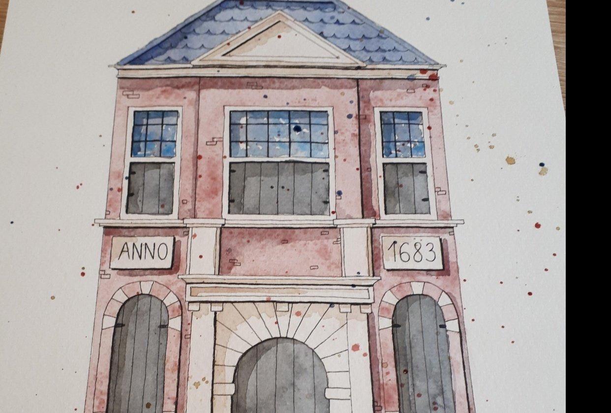 Sophie's Dutch House - student project