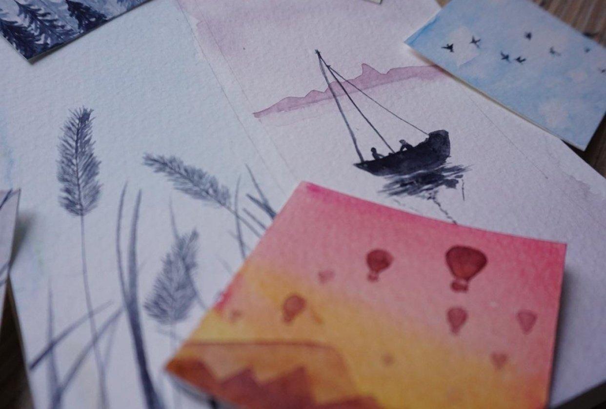 Misty snapshots - student project