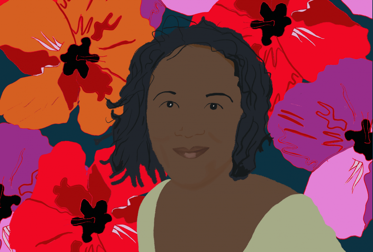 Angela in the Tropics - student project