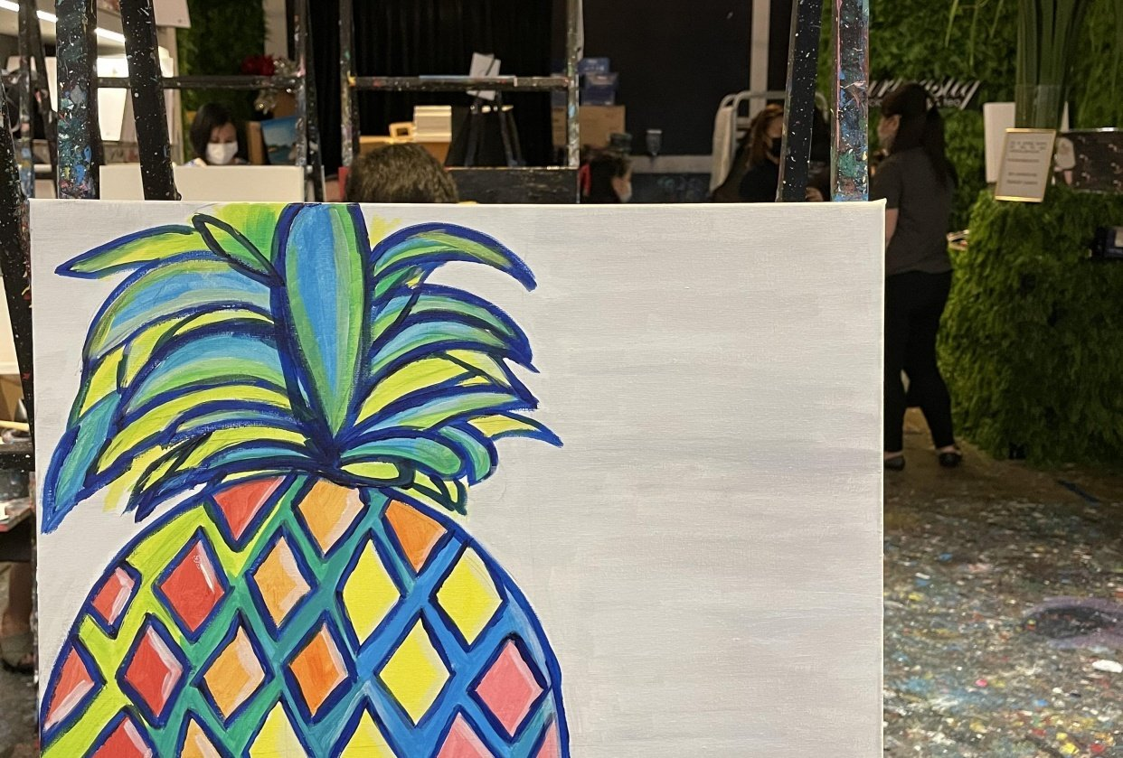 Pineapple! - student project