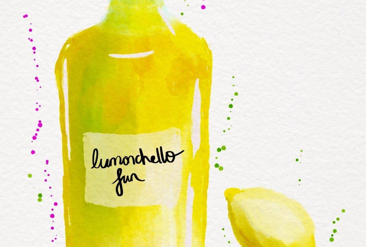 Lemonchello - student project