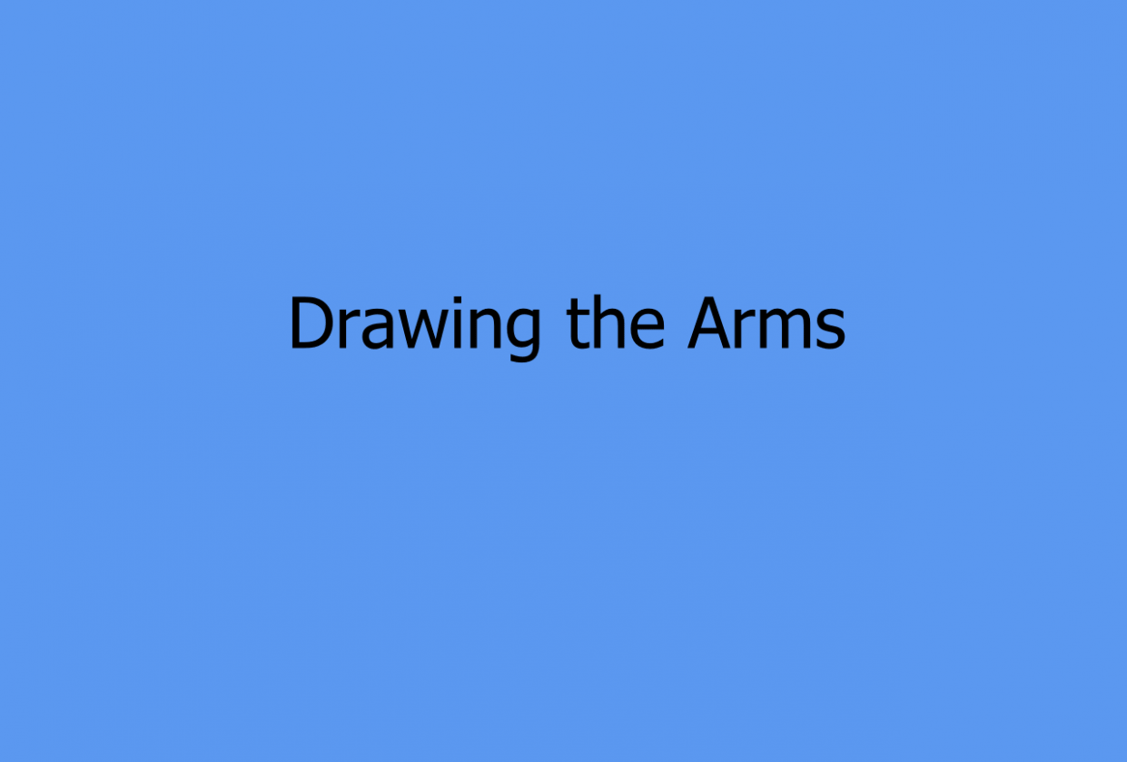 Drawings the Arms - student project
