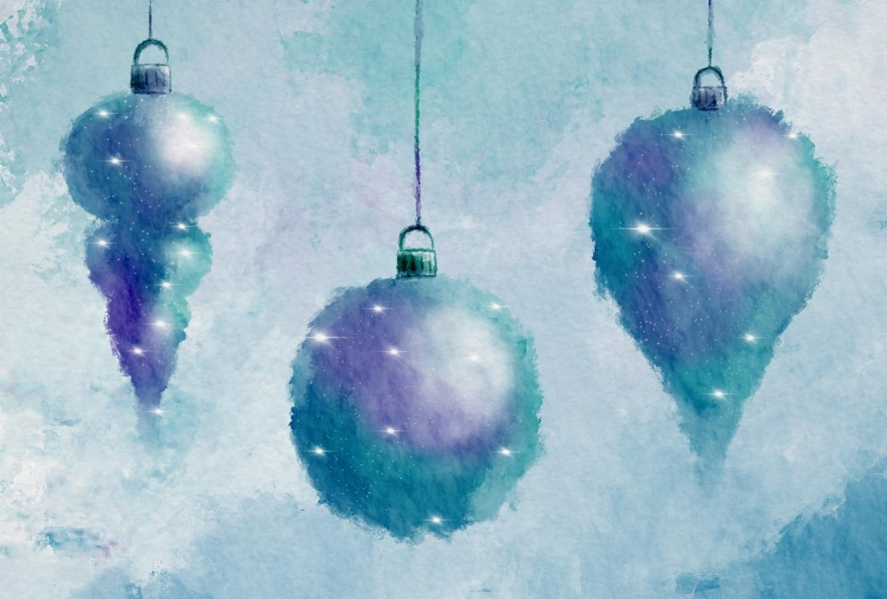 Baubles - student project