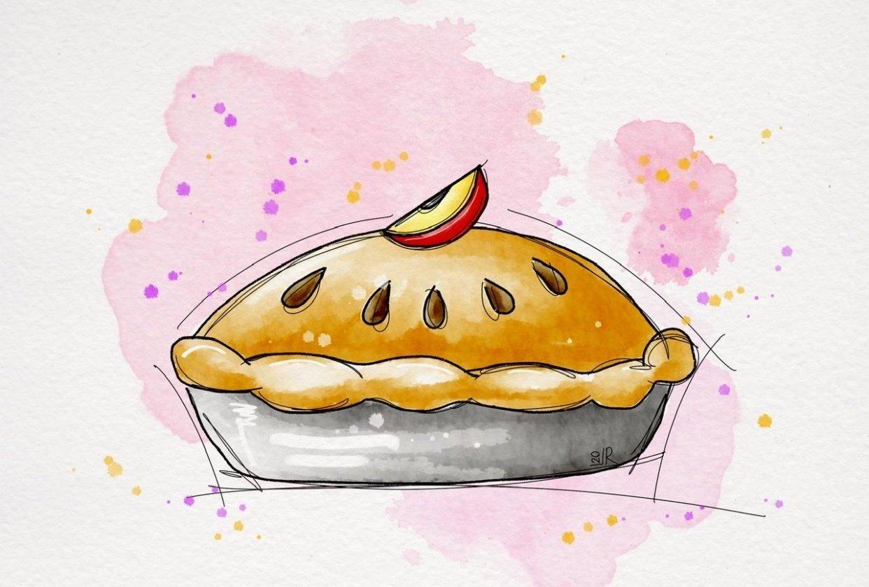 Apple pie - student project